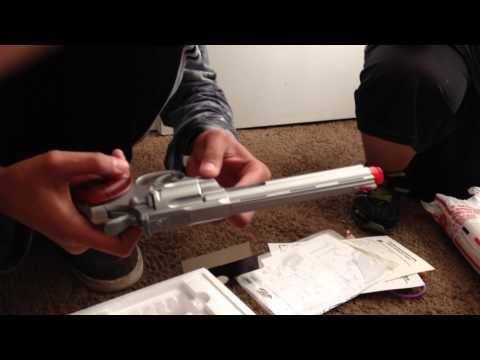 Rick grimes airsoft gun