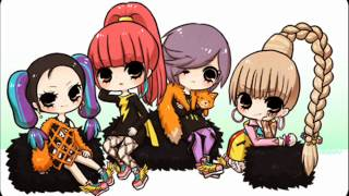 2ne1 i love you nightcore