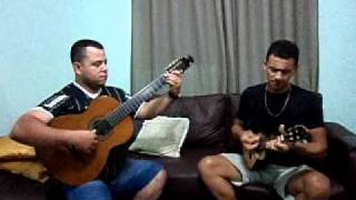 FUNDO DE QUINTAL- SAMBA (CAVACO E VIOLÃO DE 7 CORDAS)