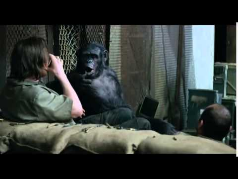 【猩球崛起2:黎明的進擊】HD最終版中文預告片