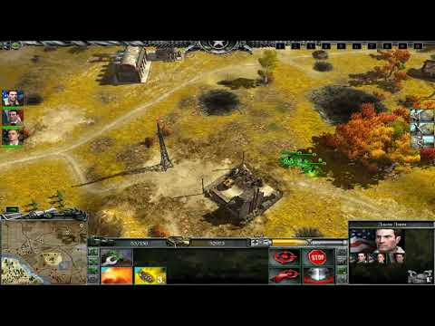 War Front - Turning Point (Allies) (Hard) - Part 08