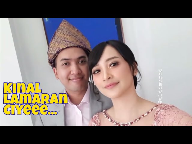 Happy Engagement Devi Kinal Putri    Ex JKT48