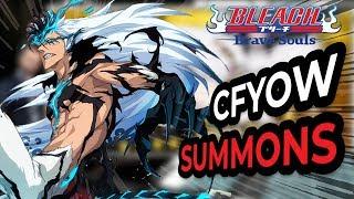 CFYOW Prolog Summons!   Bleach Brave Souls Deutsch