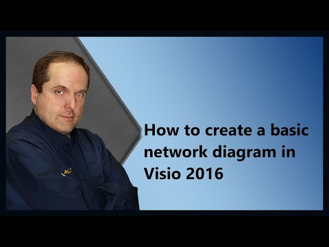 how to create a network diagram in excel 2010