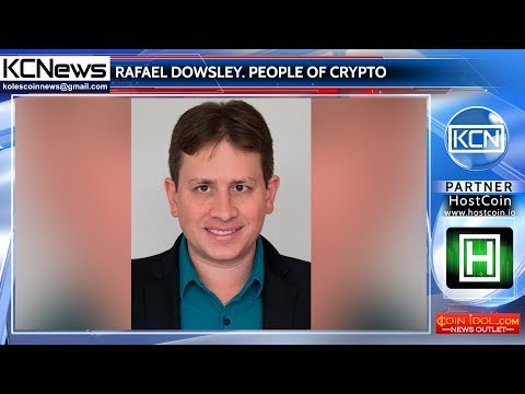 People of crypto - Rafael Dowsley