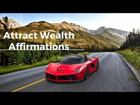 30 Minute Wealth Affirmations For Success, Abundance, and Prosperity!