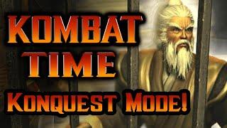 Mortal Kombat Deception Konquest - Kombat Time!
