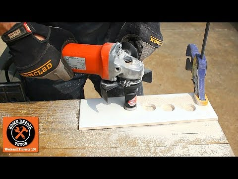 How To Drill Holes In Porcelain Tile For 11 Qep Brutu