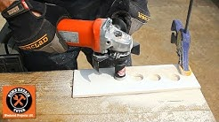Drill Large Holes in Ceramic Tile (10 Seconds!!!)