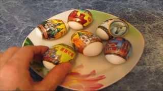 Яйца на Пасху без покраски(, 2015-04-08T17:22:50.000Z)