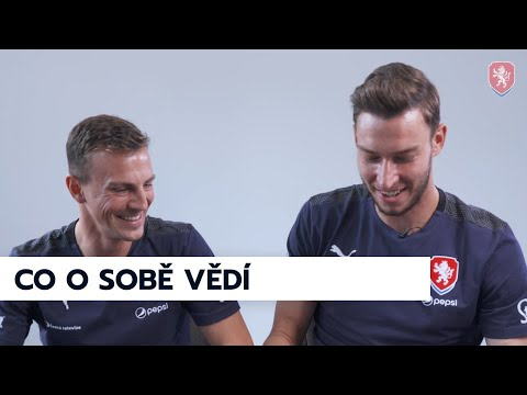 Co o sobě vědí: Vladimír Darida a Jiří Pavlenka