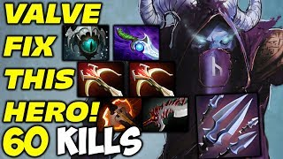 RIKI 60 KILLS OWNAGE [Valve Fix this Hero!!!] Dota 2