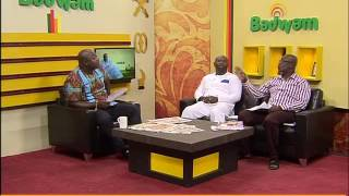 Badwam newspaper review on Adom TV (20-5-16)