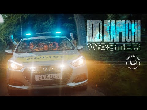 KID KAPICHI - WASTER (MUSIC VIDEO)