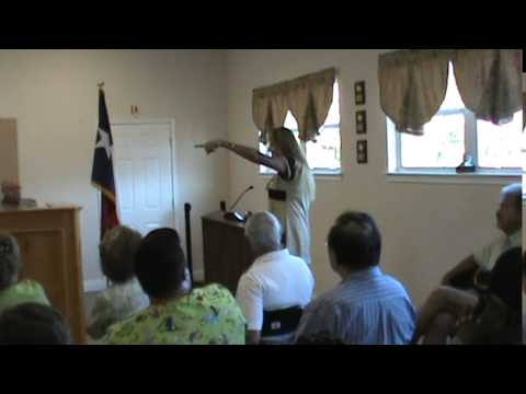 China Grove, Texas (WCN) Council (1 of 3) 6/4/2015