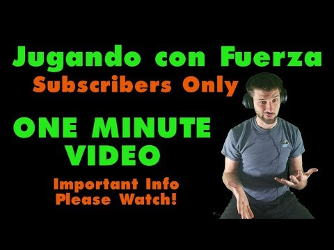 Last Day on Earth: Important Information for just Jugando con Fuerza Subcribers (Vid#81)