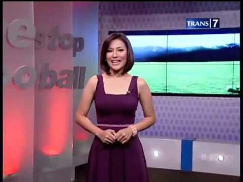 Anita Mae Host Baru One Stop Football Trans 7