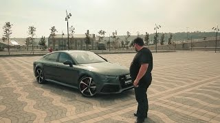 Test Drive by Davidich. Audi RS7