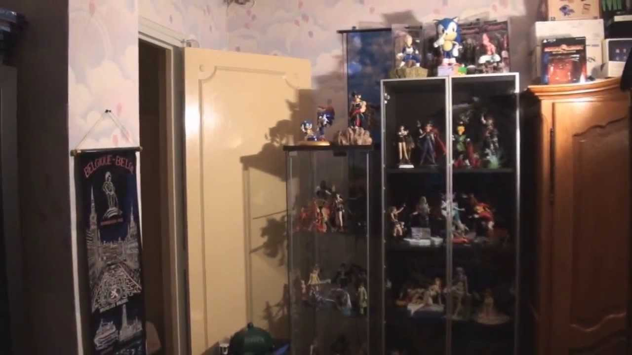 video speciale 100000 vues ma collection de figurines hd
