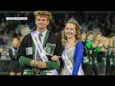 Jonny Hartwell - Teen Named Homecoming Queen Two Years After Being Shot