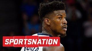 Jimmy Butler a legit NBA MVP candidate? | SportsNation | ESPN