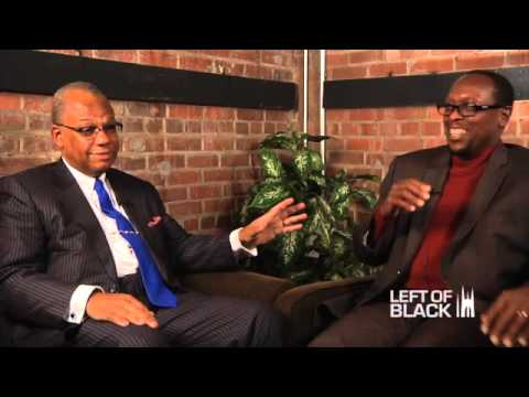 Left of Black with Rev. Dr. Calvin Butts