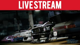 Need For Speed - LiveStream #1