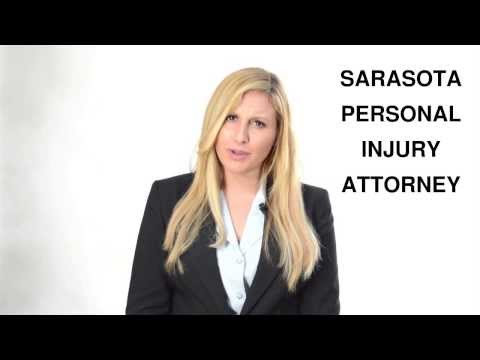 Sarasota Personal Injury Attorney - Medical Malpractice & Injury Lawyer in Sarasota Florida
