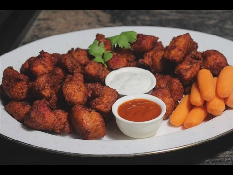 Hot & Spicy Chicken Appetizers | Crispy Crunchy Fried Chicken Appetizers