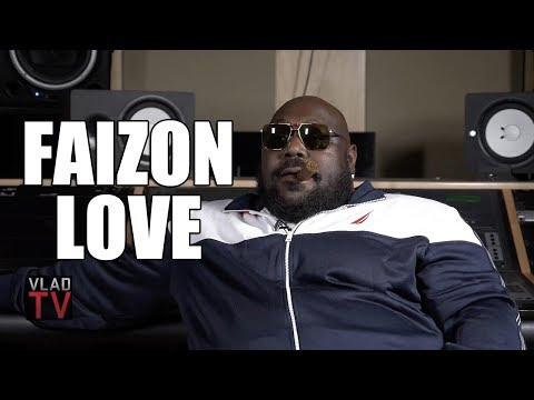 Faizon Love Compares 2Pac Joining Suge's Blood Set to Tekashi Joining 9 Trey Bloods (Part 21)