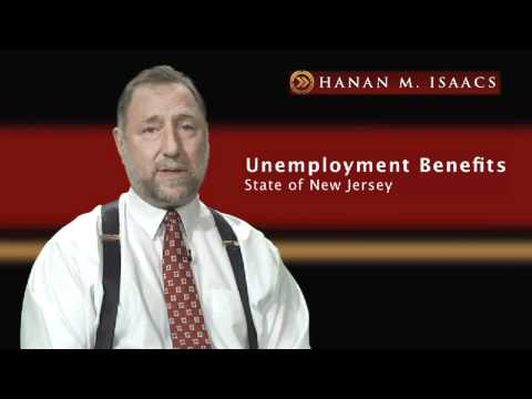 New Jersey Law of Unemployment Benefits.wmv