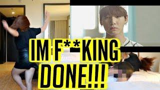 BTS LOVE YOURSELF Highlight Reel '承' + '轉' REACTION! (i swear im gonna end bighit)
