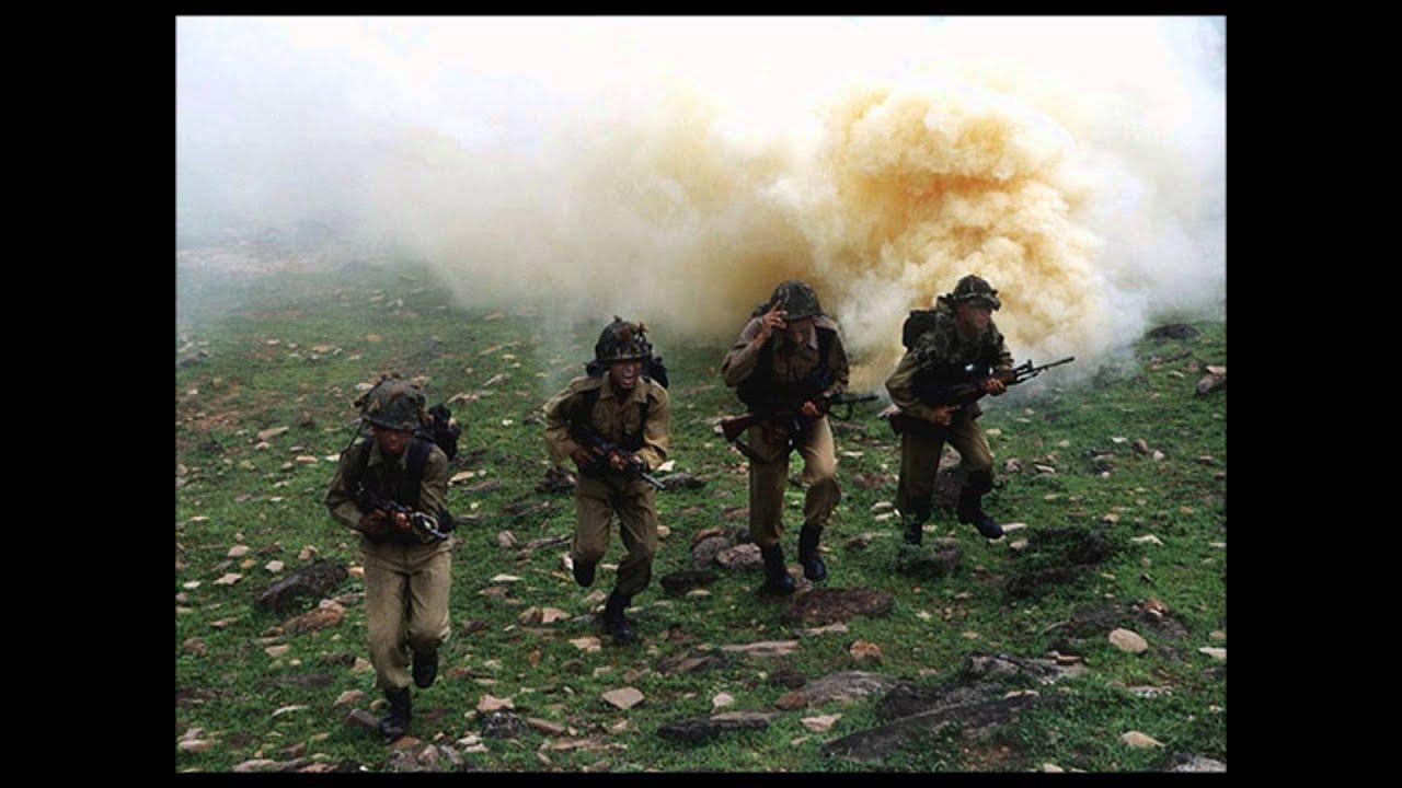 kadam kadam badhaye ja n armed forces wmv
