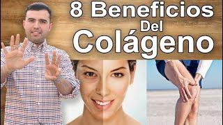 8 Beneficios Secretos Del Uso De Colágeno - Salud Y Belleza