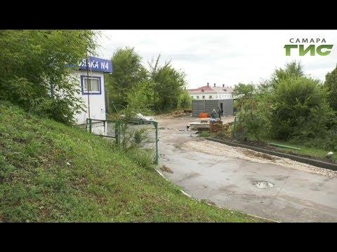 Жители Ленинского района Самары обеспокоены судьбой земли у склона на Маяковском спуске