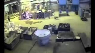 Сварщик Степан открыл в цеху врата Обливиона