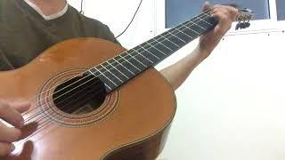 Xin em đừng khóc vu quy - Quang Lập - guitar - solo - cover