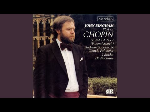 "Piano Sonata No.2 in B-Flat Minor, Op. 35 ""Funeral March"": II. Scherzo"