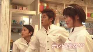 カフェレストランを舞台にした料理バカとその仲間たちによる1シチュエー...