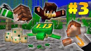 УРА! У НАС ПОЯВИЛИСЬ ДЕТЕНЫШИ ЧЕРЕПАХ! ДОСТРОИЛИ ДОМ! ВЫЖИВАНИЕ В МАЙНКРАФТ 1.13 / minecraft 1.13