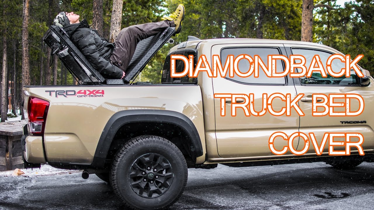 Diamondback Truck Bed Cover Review Essential Truck Gear