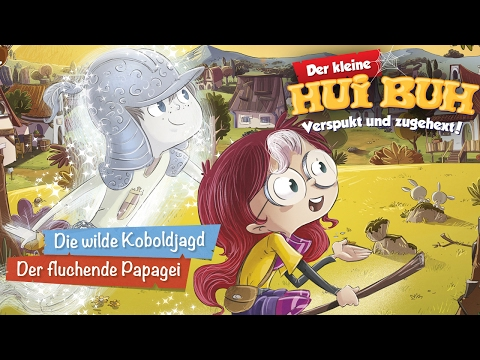 Der kleine HUI BUH - Folge 3: Die wilde Koboldjagd / Der fluchende Papagei