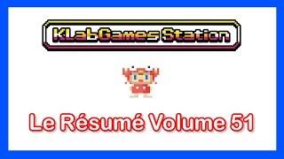 KLab Games Station : Le Résumé Volume 51