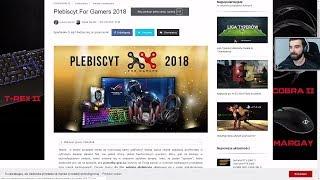 Plebiscyt For Gamers 2018 - wypełniamy ankietę!