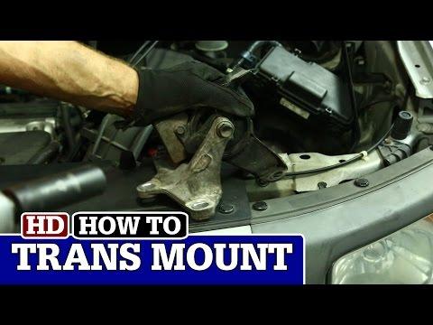 Honda Element Transmission / Motor Mount Replacement