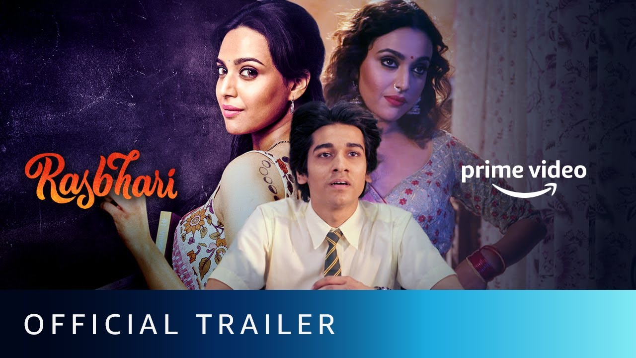 Download Rasbhari - Official Trailer | Swara Bhasker | New Series 2020 | Amazon Prime Video | Watch Now
