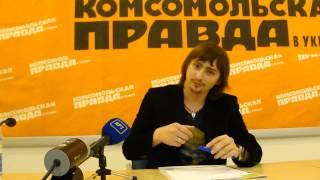 Александр Онофрийчук-2(певец победитель Крым мюзик Фест 2012 5 февраля ответил на вопросы читателей газеты