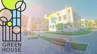 Детский садик. Рулонный газон. Одесса(Работать на этом объекте было особенно приятно и интересно, так как хотелось порадовать детей. Сроки и..., 2016-05-30T06:03:54.000Z)