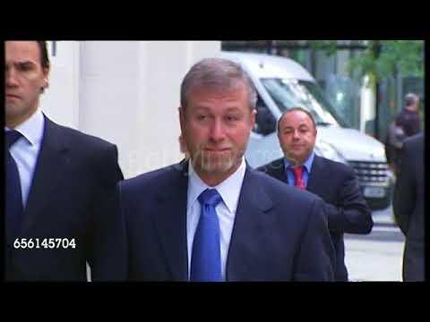 Berezovsky seeks compensation from Abramovich 2012