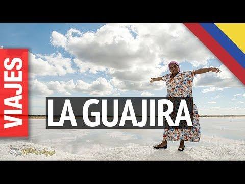 Guajira - Colombia - Otra forma de viajar ( Comunidad Wayuu, Obra social, Voluntariado, Manaure )